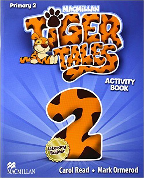 TIGER TALES - LEVEL 2 - ACTIVITY BOOK