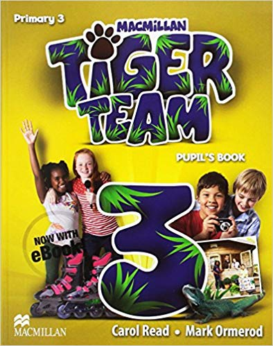 TIGER TEAM 3 PB WITH E-BOOK - 2ND ED