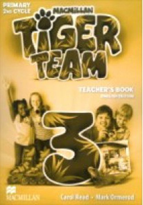 TIGER TEAM 3 TEACHERS BOOK