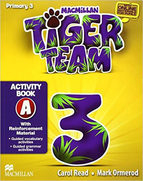 TIGER TEAM 3A ACTIVITY BOOK