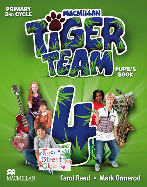 TIGER TEAM 4 PUPILS BOOK