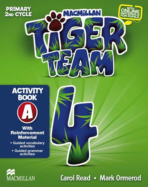 TIGER TEAM 4A ACTIVITY BOOK