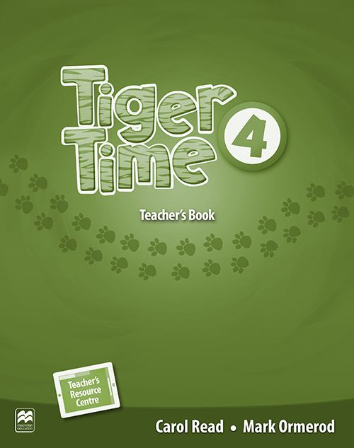 TIGER TIME 4 TB WITH RESOURCE