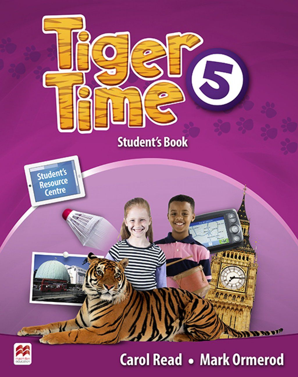 TIGER TIME 5 SB WITH EBOOK PACK