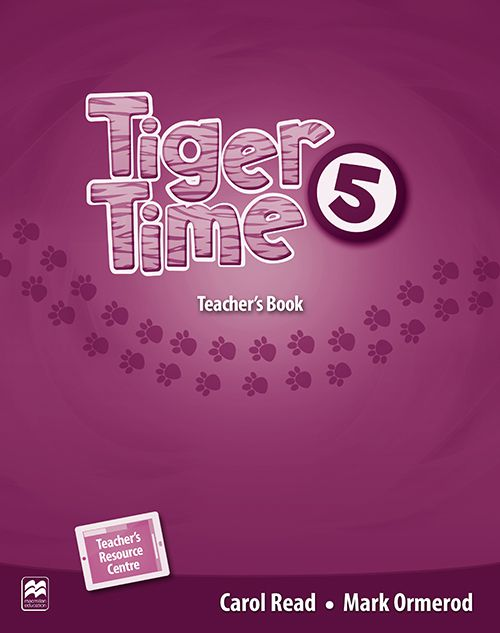 TIGER TIME 5 TB WITH RESOURCE