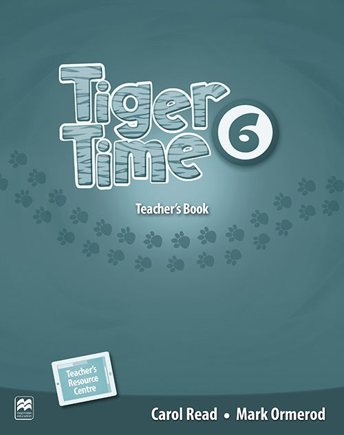TIGER TIME 6 TB WITH RESOURCE