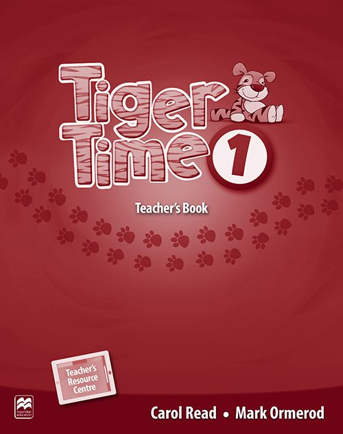 TIGER TIME TEACHERS BOOK WITH eBOOK PACK-1