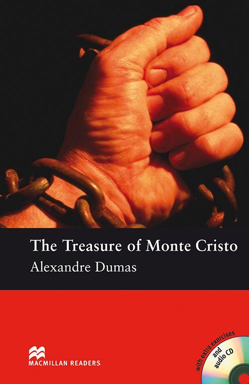 TREASURE MONTE CRISTO(AUDIO CD INCLUDED)