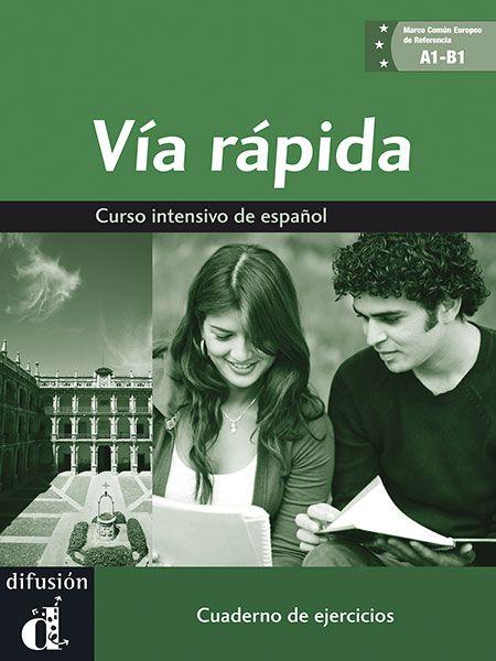VIA RAPIDA A1/A2/B1 - CURSO INTENSIVO DE ESPANOL01