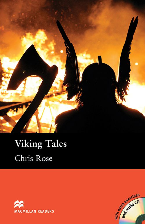 VIKING TALES - MACMILLAN READERS ELEMENTARY - BOOK