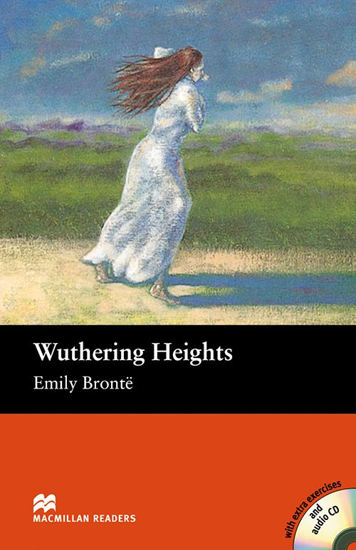 WUTHERING HEIGHTS  WITH CD 3  INTERMEDIATE