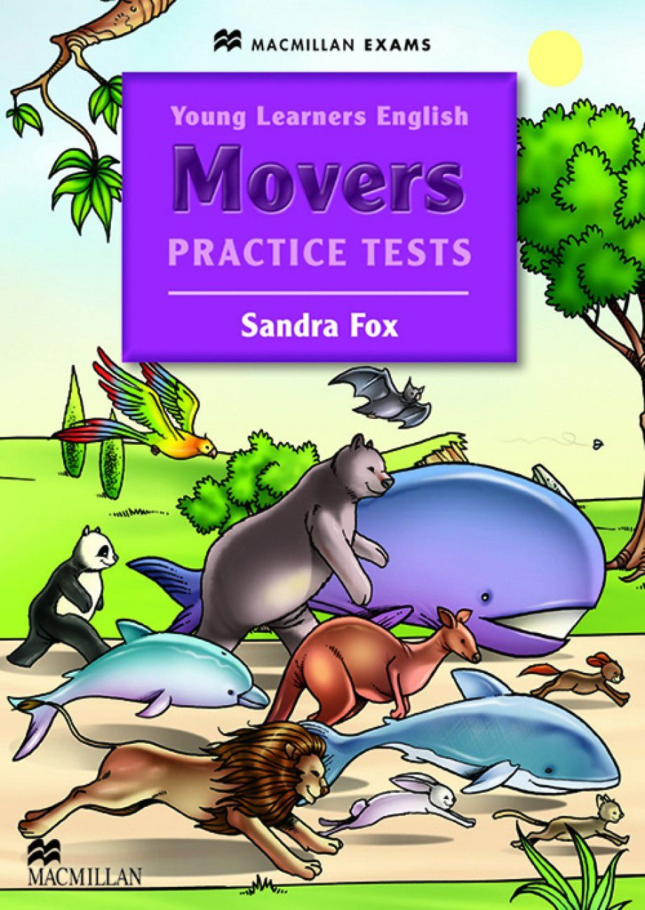 YOUNG LEARNERS ENGLISH PRACTICE TESTS MOVERS STUDD