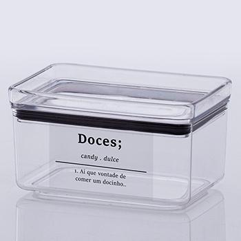 30 Adesivos para potes de cozinha - ESSENCIAIS  - Etiquetas 8x5 cm