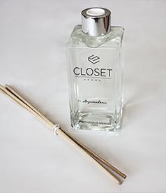 Aromatizador de ambientes - Closet Aroma - Difusor