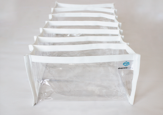 Colmeia Cristal Branca G Kit 2 unidades + 2 Gabaritos para dobras G