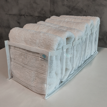 Colmeia PLUS - Tamanho P 25x40x15 cm - Cristal Branca