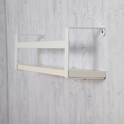 Kit 2 unidades - Prateleiras Box Estilo 45 cm