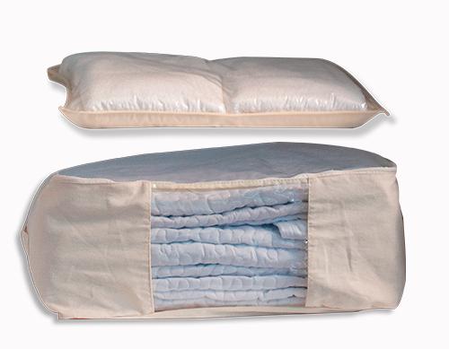 Kit Capa protetora M + Capa para lençol