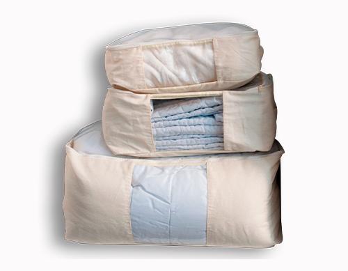 Kit Capa protetora P + Capa M + Capa King + Capa lençol