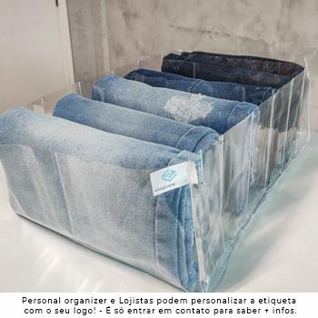 Kit com 3 colmeias PLUS  - Tamanho G 30x40x15 cm - Transparente