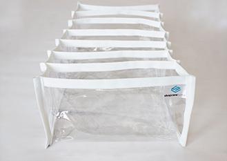 Kit com 5 colmeias G - cristal branca