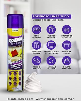 Kit Limpeza Poderosa - 7 ITENS