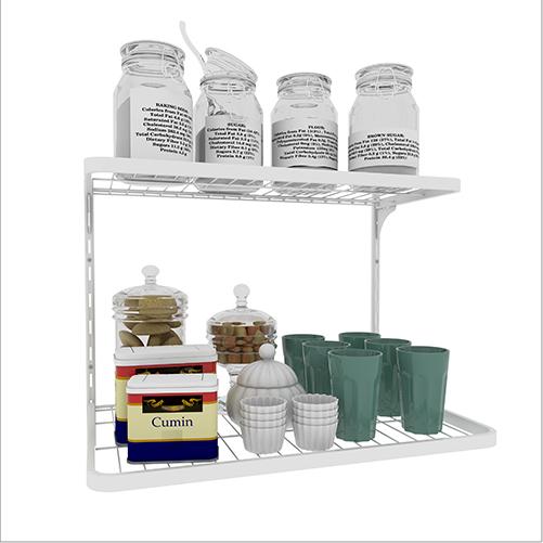 KIT Multiuso Aramado - Cozinha, Lavanderia ou Garagem