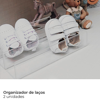 Kit Organização Baby - Mod. Azul 4