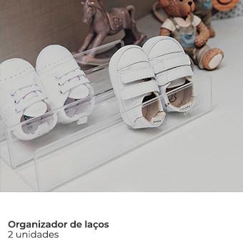Kit Organização Baby  - Mod. Rosa 1