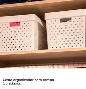 Kit Organização Baby Unisex - Mod. Nude 4