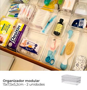 Kit Organização Baby Unisex - Mod. Preto 2