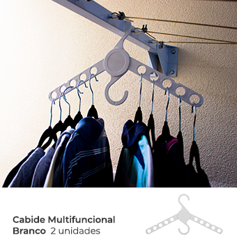 Kit Organização Closet Feminino - Nude 2
