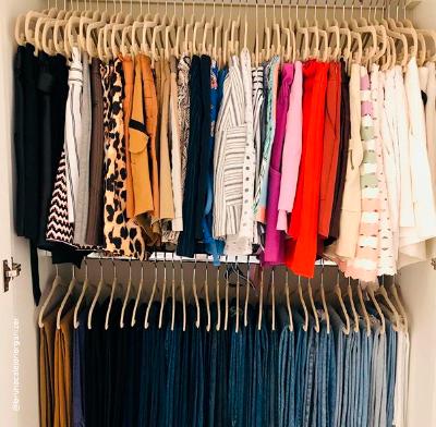 Kit Organização Closet Teen - Nude 2