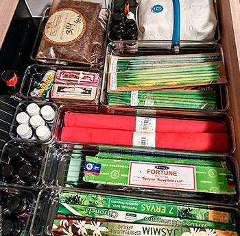 Kit Organização Closet Teen - Nude 4
