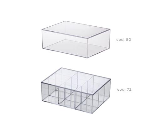 Kit Organizadores Cosméticos - mod.2