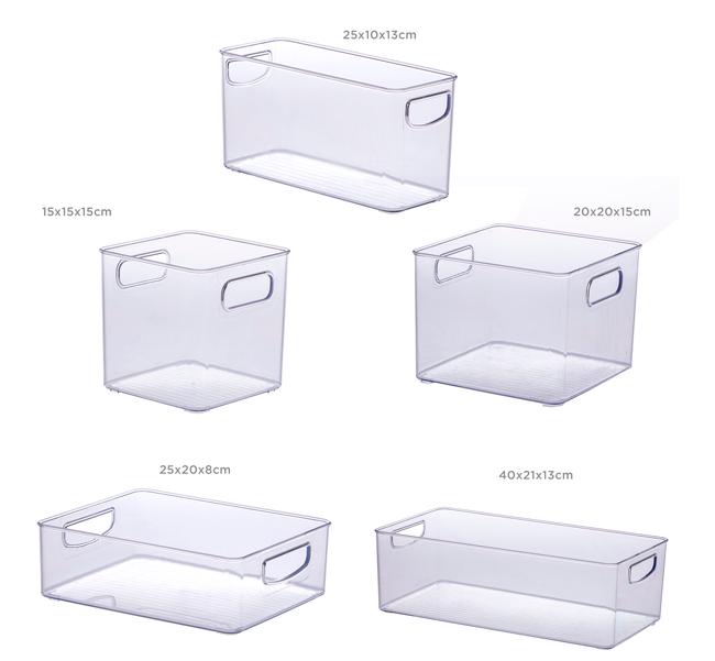 Kit Organizadores Modulares - 5 peças