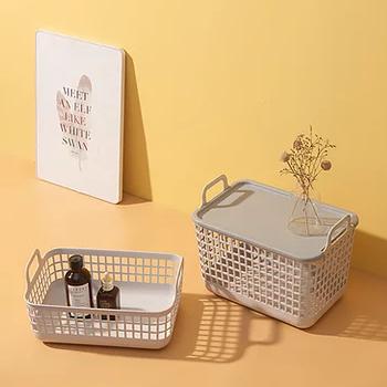 Kits de cesto organizador - Pequeno, médio e grande - CINZA