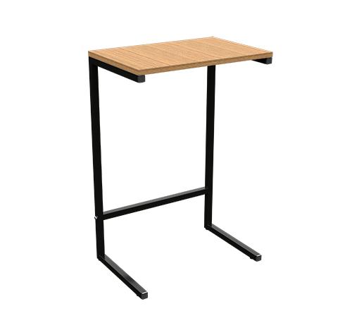 Mesa de apoio - Delin 45x30x69cm