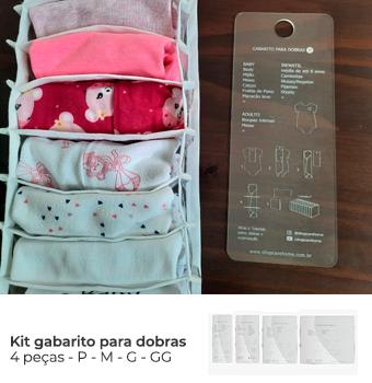 Organização Baby - Mod. Preto 1