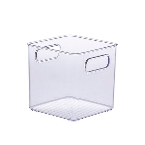 Organizador Diamond 15 x 15 x 15 cm Cristal