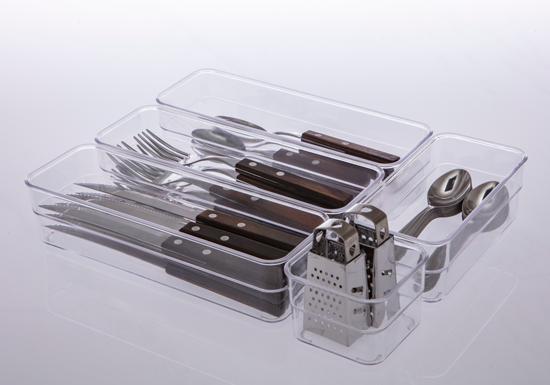 Organizador Modular Diamond 22,5x7,5x5,2cm