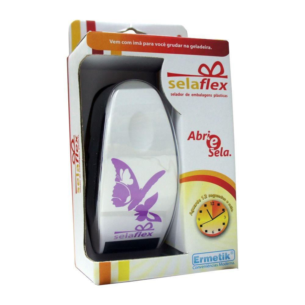 Seladora de embalagens - Selaflex