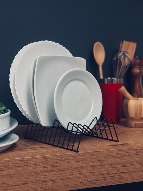 Suporte para pratos vertical - Aramado