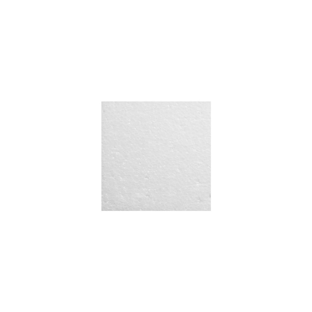Quadrado em isopor p/Bolo Fake 10cm Espessura