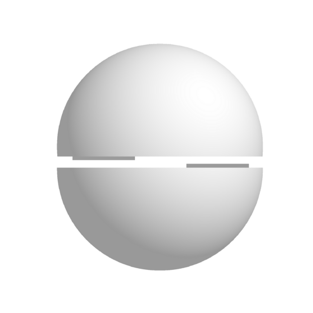 Bola De Isopor 60cm Diâmetro Oca