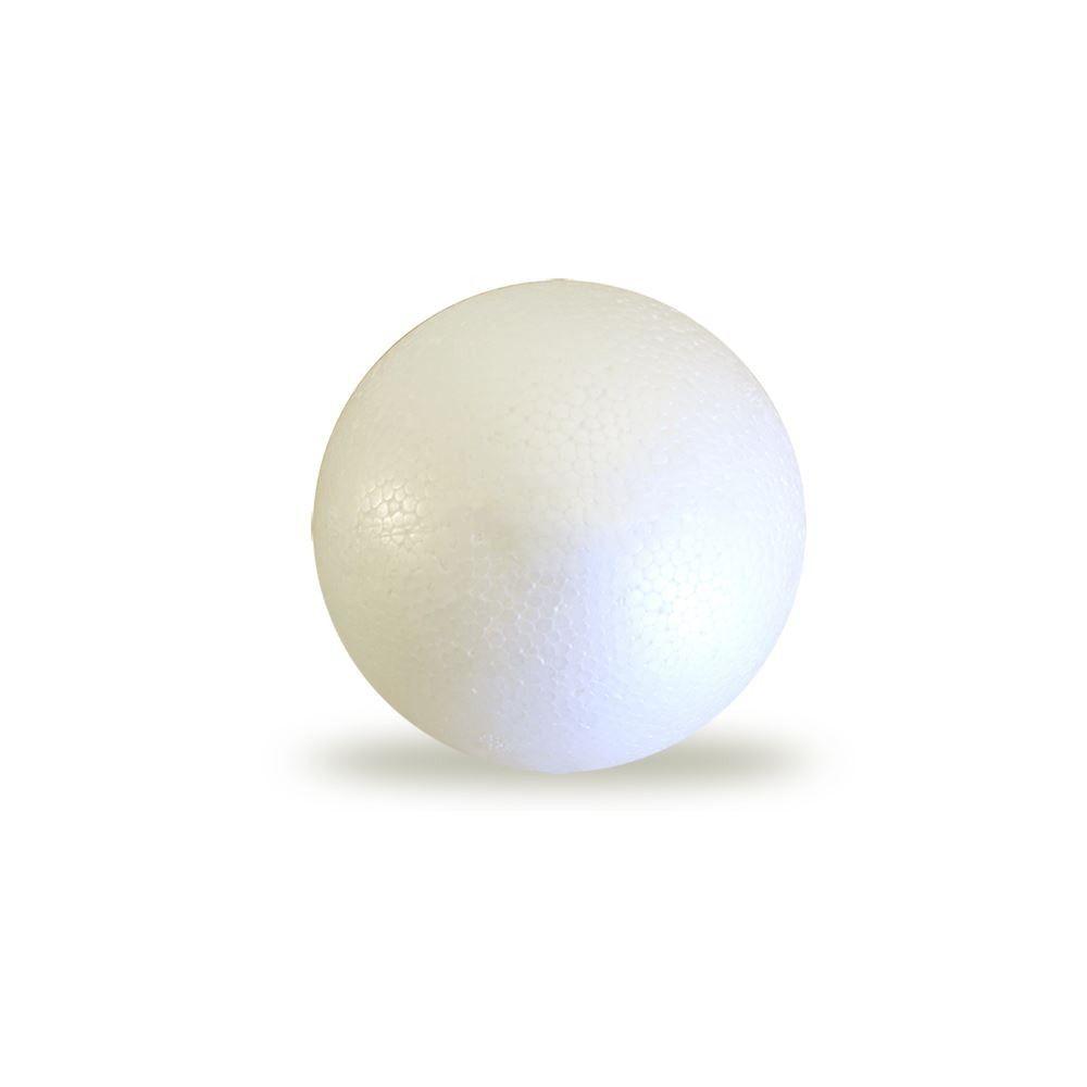 Bola De Isopor c/ 3,5cm (35mm) Diâmetro Compacta
