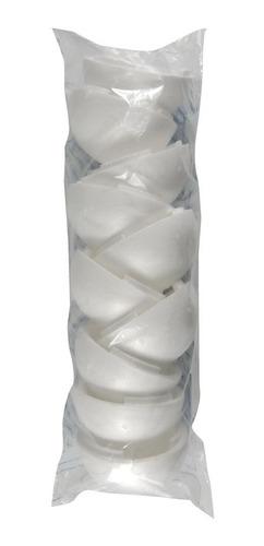 Bola Em Isopor 15 Cm - Oca - Pacote com 10 Unidades