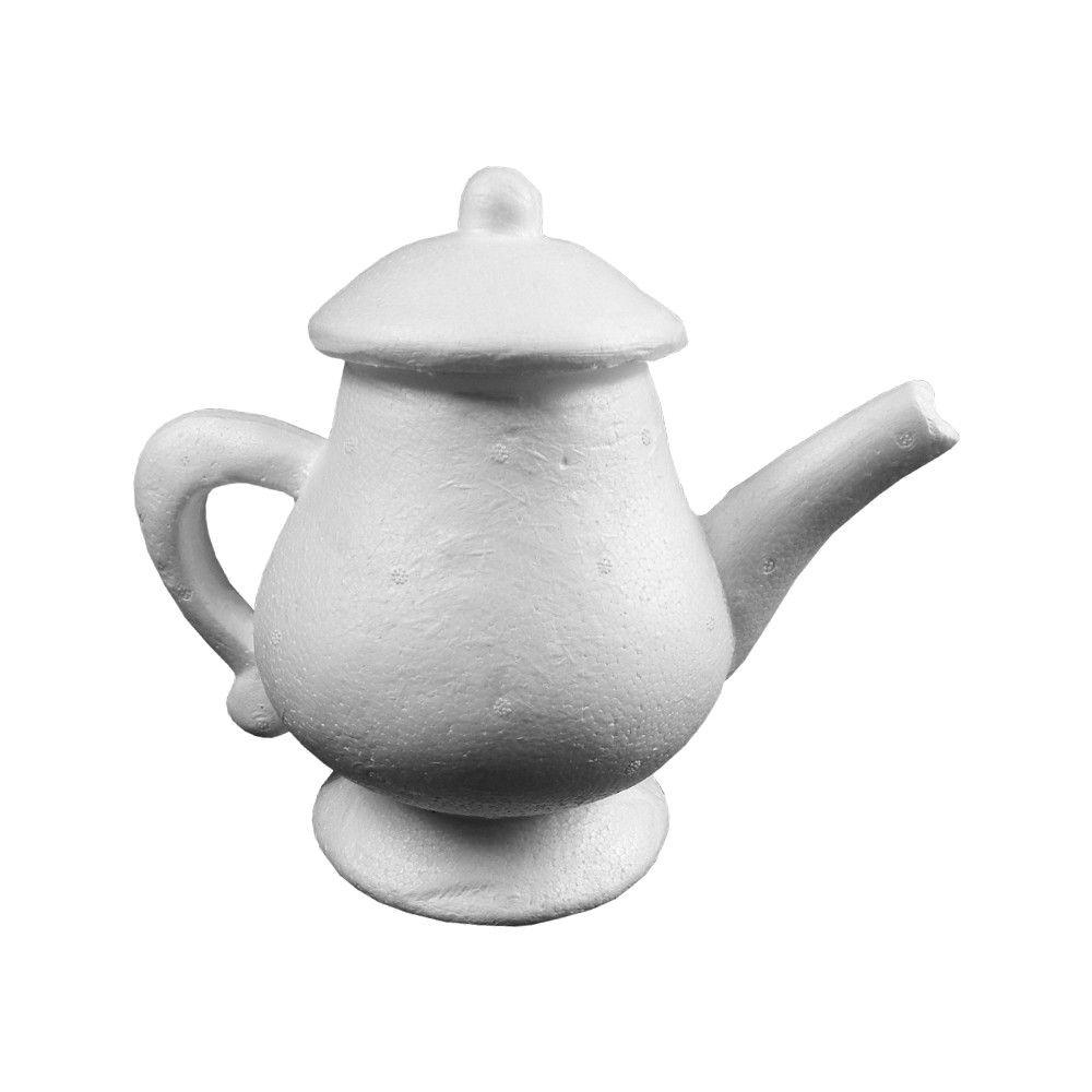 Bule em Isopor Chá/Leite