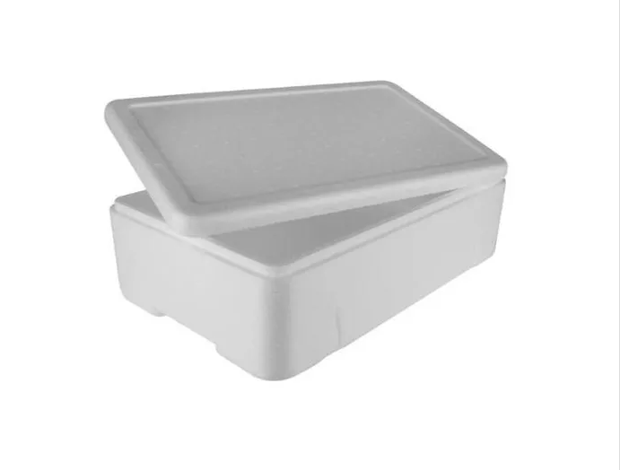 Caixa Branca Para Alimento ou Pescado 15 Litros