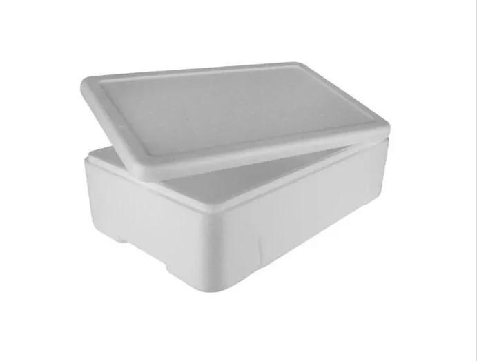 Caixa Branca Para Alimento ou Pescado 15 Litros Mod 2